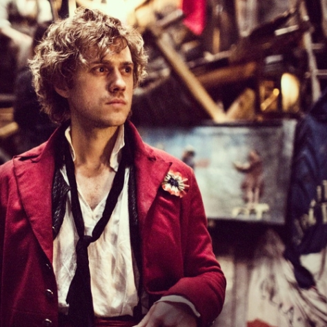Damn it! I was Enjolras